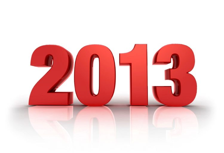 2013 New Year Hd Wallpaper
