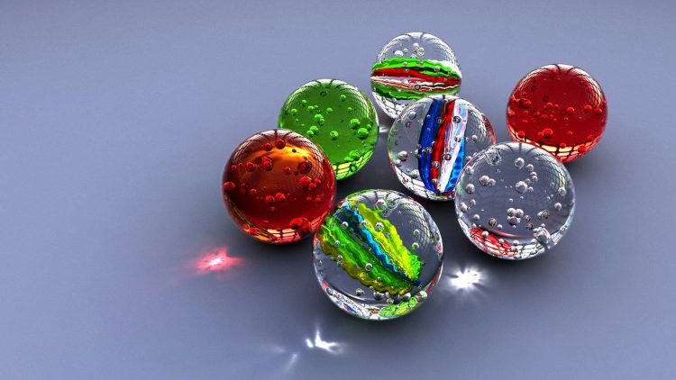 Marbles Verre Toy