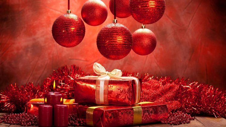 Presents Red