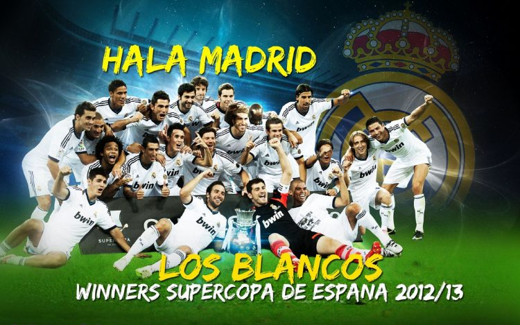 Real Madrid 2013