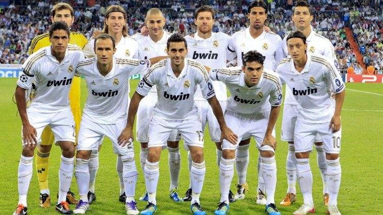 Real Madrid Fc 2013