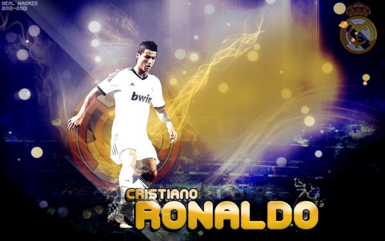 Ronaldo 2013 Wallpaper Hd