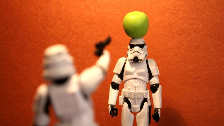 Stormtroopers Contexte