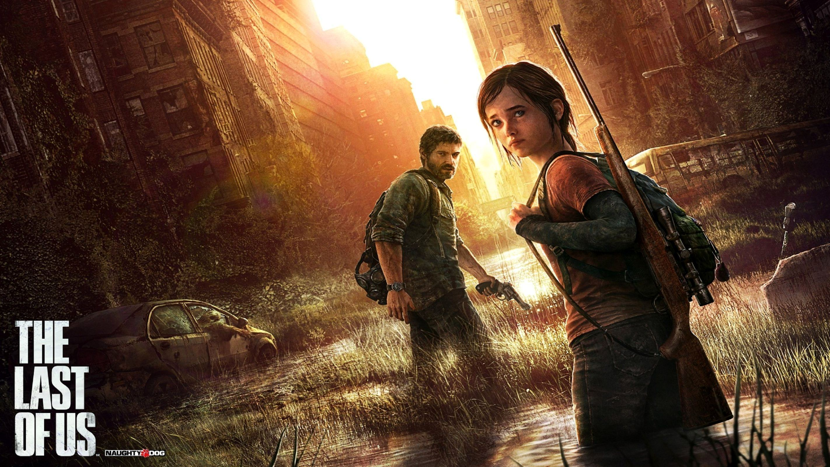 The Last Of Us - Fonds d'écran