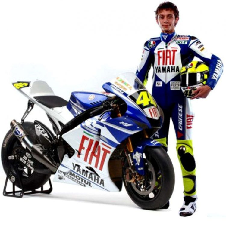 Valentino Rossi Wallpaper